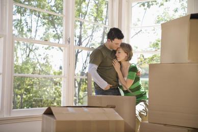 Pre-foreclosure sale of homes